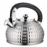 чайник для плиты KELLI KL-4331, Серебристый