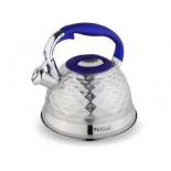 чайник для плиты KELLI KL-4315, Серебристый