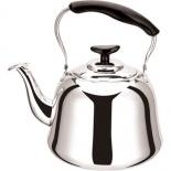 чайник для плиты Goldenberg GB-3117, Серебристый