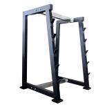 аксессуар для тренажёра DFC PowerGym RA027 стойка для грифов