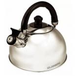 чайник для плиты Goldenberg GB-3102, Серебристый