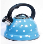 чайник для плиты KELLI KL-4322, Cиний