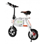 велосипед Электробайк Cactus CS-EBIKE-P1_WT, белый
