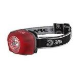 фонарь налобный ЭРА G3W, Красный