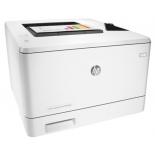 лазерный цветной принтер HP Color LaserJet Pro M452nw