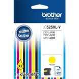 картридж Brother LC525XLY, жёлтый