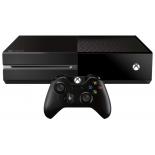 игровая приставка Microsoft Xbox One, 500 Гб (5C5-00015), чёрная