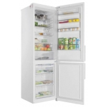 холодильник LG GA-B489YVQZ белый глянец