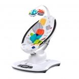 детское кресло-шезлонг 4moms mamaRoo 3.0 Мульти плюш