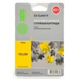 картридж Cactus CS-CLI451Y, Желтый