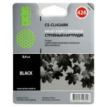 картридж Cactus CS-CLI426BK, Черный
