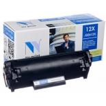 картридж для принтера NV Print Q2612X, черный