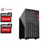 системный блок CompYou Home PC H555 (CY.602974.H555)