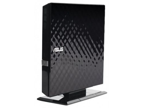 Оптический привод ASUS SDRW-08D2S-U Lite Black, вид 1