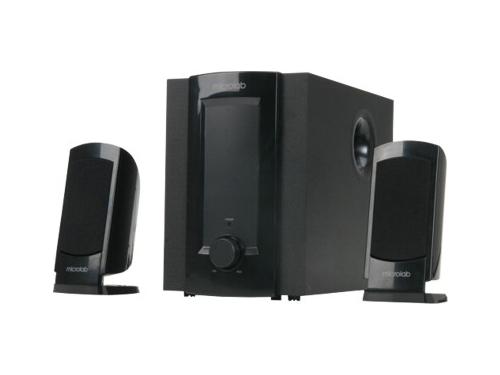 Компьютерная акустика Microlab M-310, чёрные, вид 1
