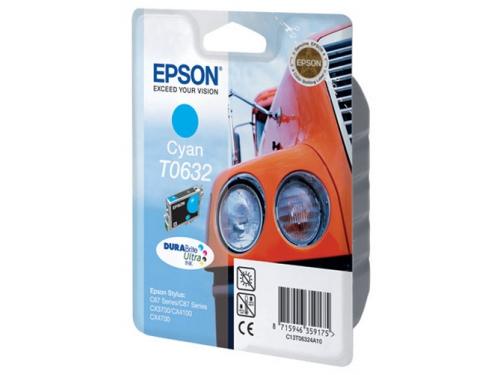 �������� Epson T0632 ������ Cyan, ��� 1