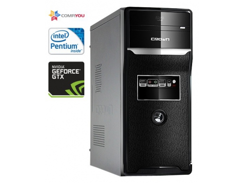 Системный блок CompYou Office PC W170 (CY.368253.W170), вид 1