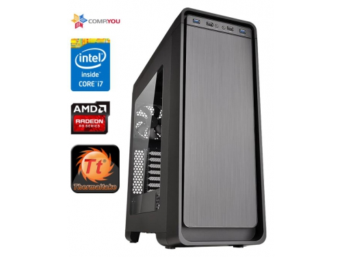 Системный блок CompYou Office PC W155 (CY.367269.W155), вид 1
