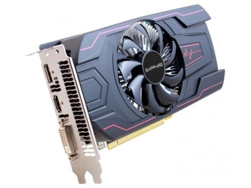 Видеокарта Radeon Sapphire PULSE Radeon RX 560 4GD5 (45W) 128bit, DVI-D + HDMI + DP, 11267-01-20G, вид 4