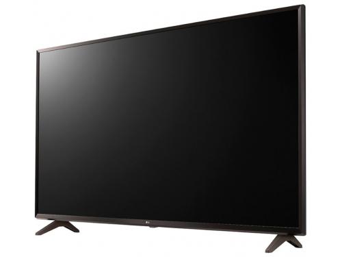 телевизор LG 49UJ630V, черный, вид 1