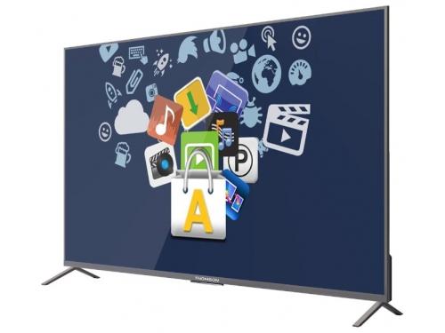 телевизор Thomson T49D23SFS-01S, черный, вид 1