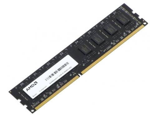 Модуль памяти DDR3 2048Mb 1600MHz AMD (R532G1601U1S-UO), вид 1