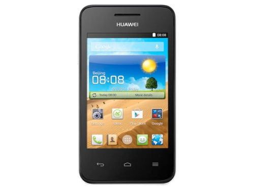Смартфон Huawei Ascend Y221 черный, вид 1