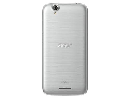 Смартфон Acer Liquid Z630 серебристый, вид 1