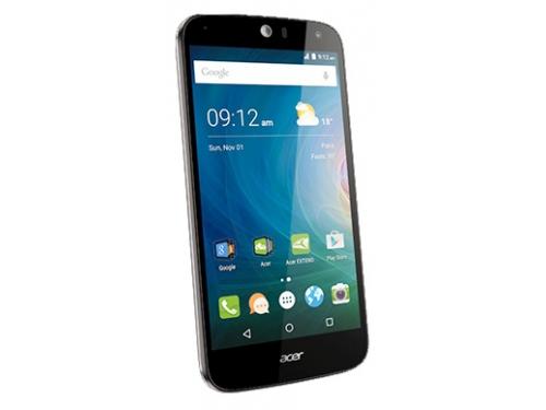 Смартфон Acer Liquid Z630 серебристый, вид 2