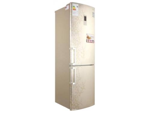 Холодильник LG GA-B489ZVTP золотистый, вид 1
