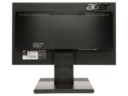 Монитор Acer V196HQLAb чёрный, вид 2
