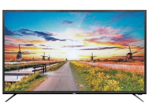 телевизор BBK 39LEM-1027/TS2C, черный, вид 1