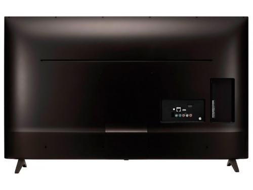 телевизор LG 49UJ630V, черный, вид 2