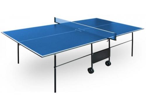 Стол теннисный Weekend-Billiard Standard (274 х 152,5 х 76 см), синий, вид 1