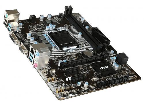 ����������� ����� MSI B150M PRO-VD (mATX, LGA1151, Intel B150), ��� 2