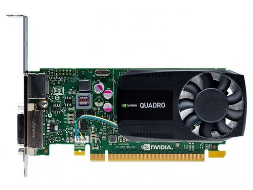 Видеокарта профессиональная Dell Quadro K620 PCI-E 2.0 2048Mb 128 bit DVI (490-BCGC), вид 1