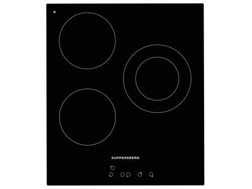 Варочная поверхность Kuppersberg SA45VT02 черная, вид 2