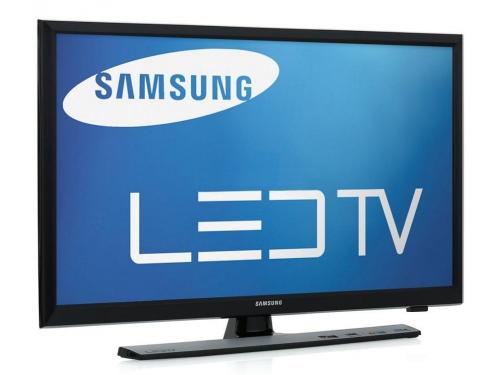 телевизор SAMSUNG LT24E310EX, чёрный, вид 1