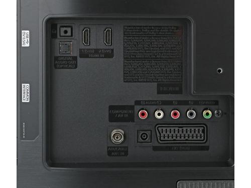 телевизор SAMSUNG LT24E310EX, чёрный, вид 7