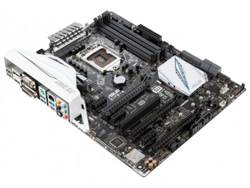 Материнская плата ASUS Z170-A (ATX, LGA1151, Intel Z170, VGA/DVI-D/HDMI/DP), вид 2