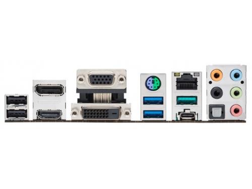 Материнская плата ASUS Z170-A (ATX, LGA1151, Intel Z170, VGA/DVI-D/HDMI/DP), вид 4