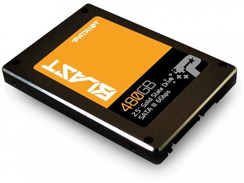 ������� ���� Patriot Memory 480GB PBT480GS25SSDR, ��� 1