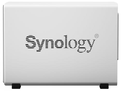 Сетевой накопитель Synology DS216se (для 2 дисков), вид 3