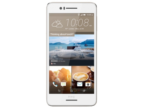 Смартфон HTC Desire 728G dual sim White Luxury, вид 2