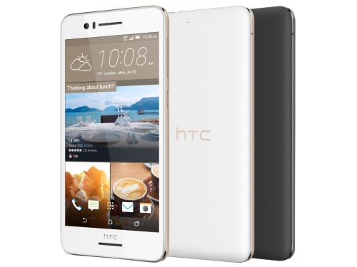 Смартфон HTC Desire 728G dual sim White Luxury, вид 3