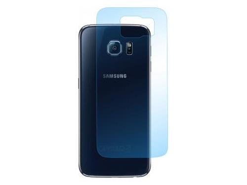 Защитная пленка для смартфона skinBOX для Samsung Galaxy S6 /front&back/, вид 2