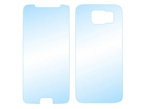 Защитная пленка для смартфона skinBOX для Samsung Galaxy S6 /front&back/, вид 3