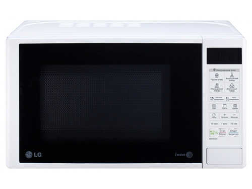Микроволновая печь LG MB-4042D белая, вид 1