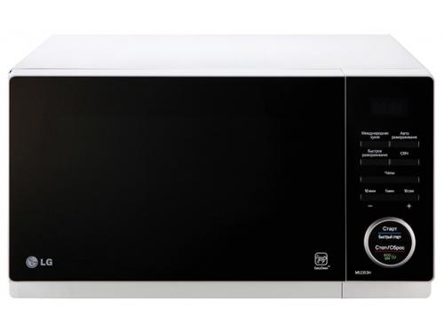 Микроволновая печь LG MS-2353H белая, вид 1