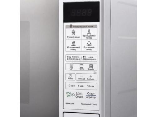 Микроволновая печь LG MB-4043DAR с грилем, вид 2